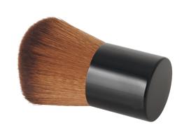 Black Synthetic kabuki